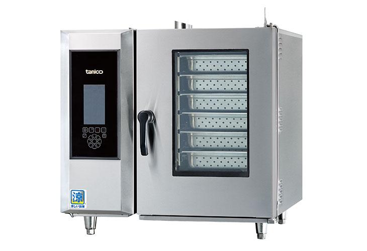 厨房機器取扱商品:スチームコンベクション