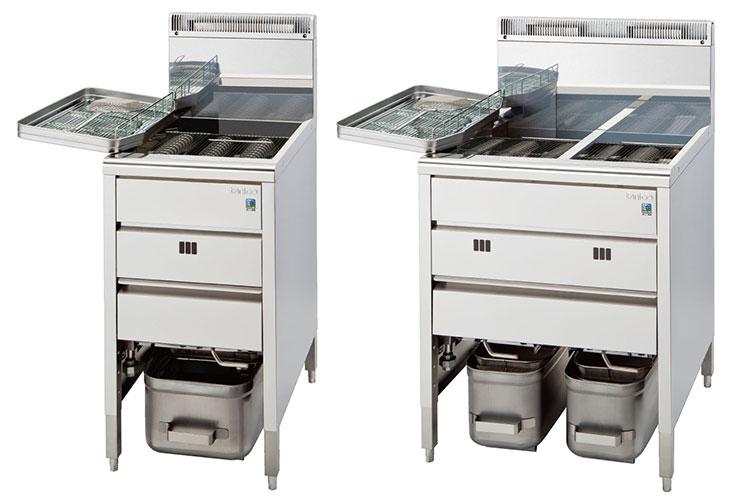 厨房機器取扱商品:フライヤー