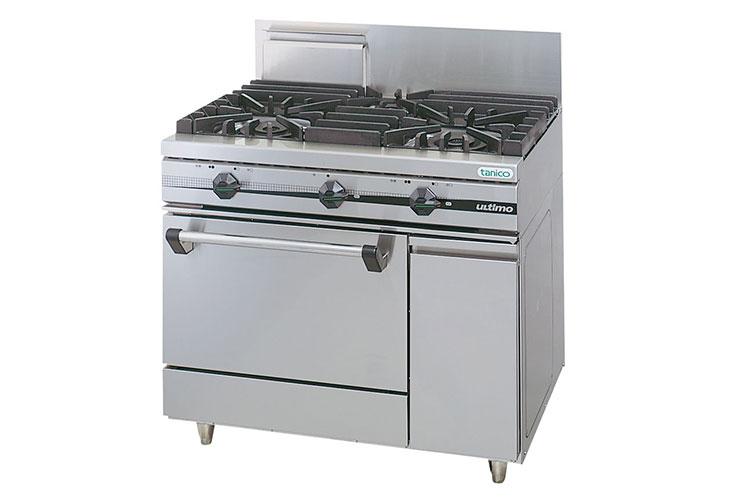 厨房機器取扱商品:ガスレンジ