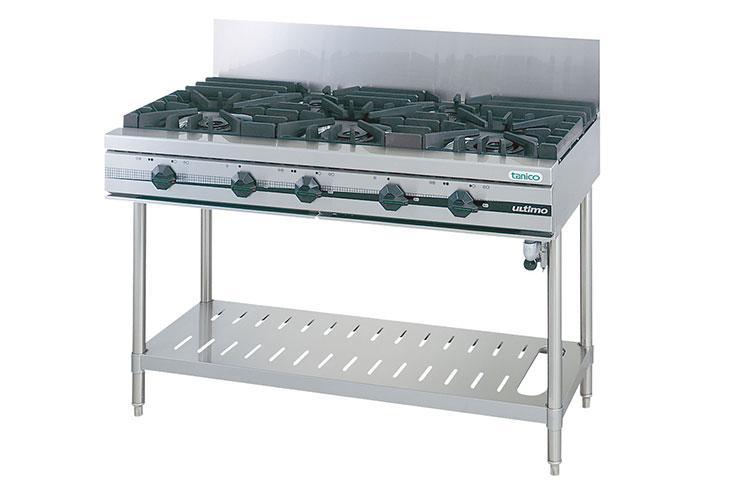 厨房機器取扱商品:ガステーブル