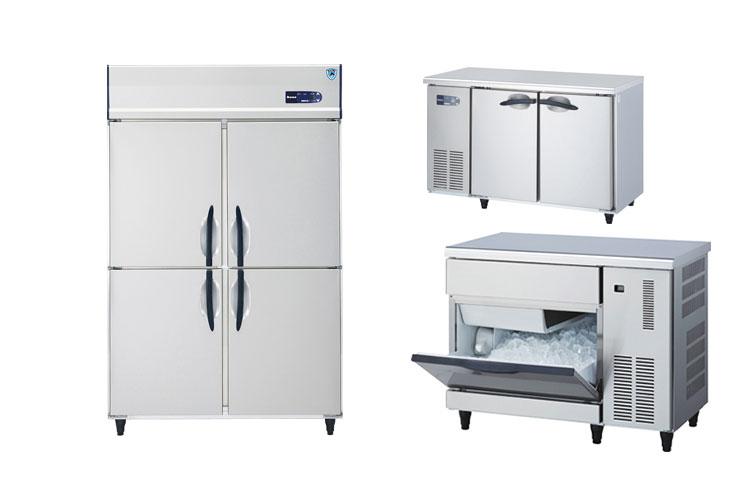 厨房機器取扱商品:業務用冷蔵庫