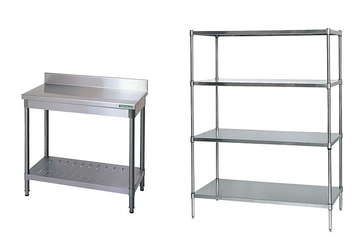 厨房機器取扱商品:シェリフ