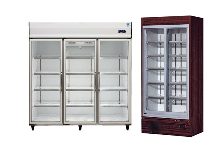厨房機器取扱商品:冷蔵ショーケース